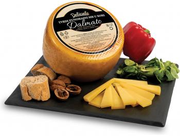 Delicato sir tvrdi Dalmato 1 kg
