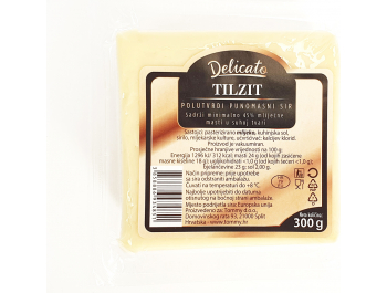 Delicato Tilzit sir 300 g