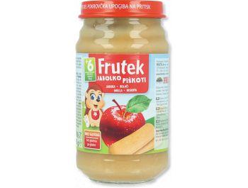 Frutek dječja hrana  jabuka i kolač 190 g