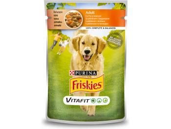 Friskies Purina Hrana za pse piletina i mrkva 100 g