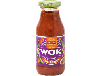Go-Tan Wok umak od čilija i češnjaka 240 ml