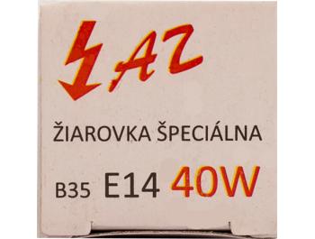 AZ žarulja 40W 230V e14 1 kom
