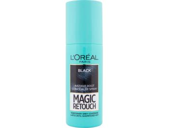 L'Oreal Paris Magic Retouch black sprej za prikrivanje izrasta 75 ml