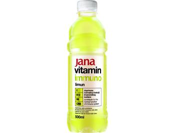 Jana Vitamin Immuno Negazirano piće limun 0,5 l