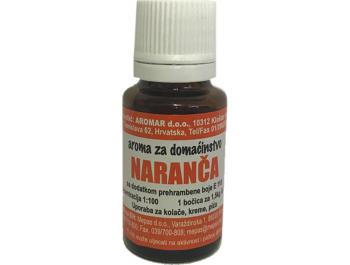 Aromar Naranča aroma za domaćinstvo  15 ml