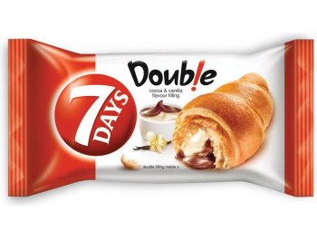 Chipita croissant 7 days midi double kakao i vanilija 60 g