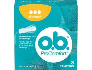 O.B. tamponi Comfort 8 kom