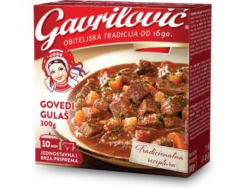 Gavrilović gulaš goveđi 300 g