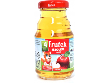 Frutek dječji sok jabuka 125 ml