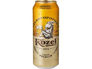 Kozel Lager Premium Svijetlo pivo 0,5 l