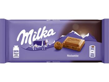 Čokolada Milka 80 g s noisette