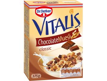 Dr. Oetker Vitalis muesli čokolada 375 g
