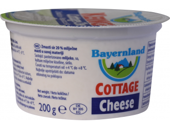 Bayernland zrnati sir 200 g