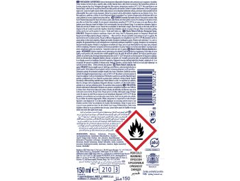NEUTRO ROBERTS Delicate dezodorans u spreju – Powder Fresh 150ml