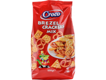 Croco Mix Krekeri 500 g