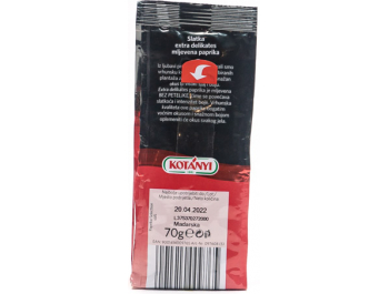 Kotanyi slatka paprika 70 g