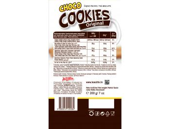 Koestlin Choco cookies Original Čajno pecivo 200 g