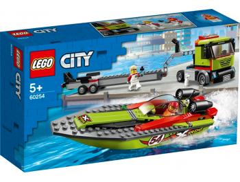 Lego City Kamion za prijevoz trkaćeg čamca