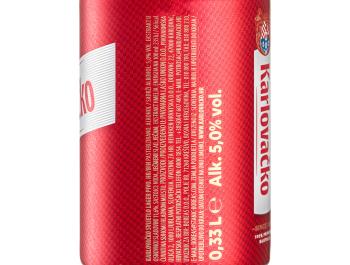 Karlovačko Pivo 0,33 L