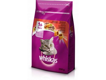 Whiskas hrana za mačke govedina i mrkva 300 g