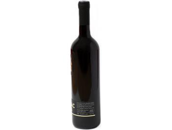 Vinarija Roso Plavac mali kvalitetno crno vino 0,75 L