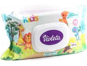 Violeta dječji vlažni toaletni papir 60 kom