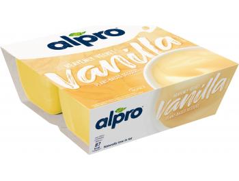 Alpro Puding od soje s okusom vanilije 4x125 g