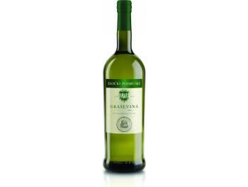 Vino bijelo Graševina Iločki podrumi 1 L