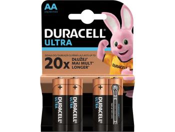 Duracell baterije Ultra Power AA 4 kom