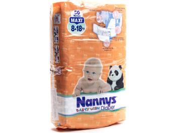 Nanny's Pelene Baby maxi 50 kom