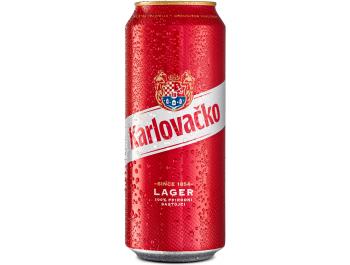 Karlovačko Svijetlo pivo 0,5 l