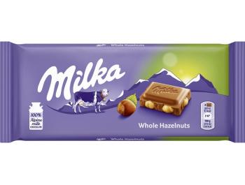 Milka čokolada s cijelim lješnjakom 100 g