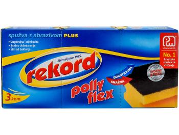 Polly flex spužva za posuđe 3 kom