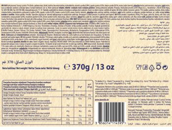 Koestlin vafel voćne kocke 340 g