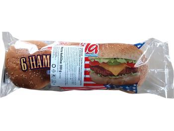 Viva Pecivo za hamburger sa sezamom 6x50 g