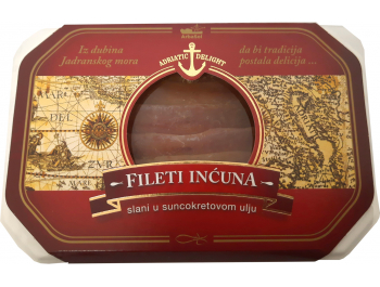 Filet slanih inćuna, 75 g