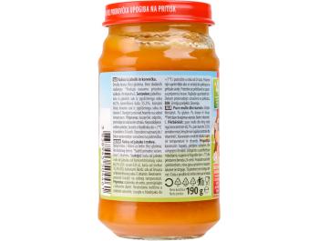 Frutek Dječja kašica jabuka i mrkva 190 g