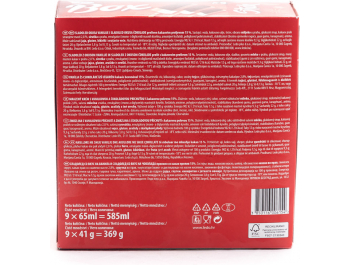 Ledo Box sladoled 9 x 65 ml
