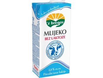 Vindija 'z bregov mlijeko bez laktoze 1 L