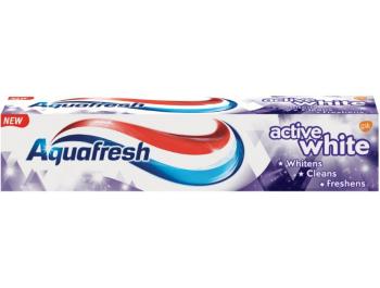 Aquafresh pasta za zube Active White 125 ml