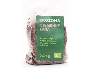 Ekozona BIO lan sjemenke 200 g