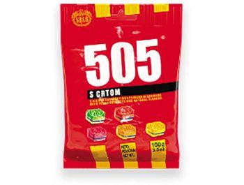 Kraš 505 s crtombomboni tvrdi 100 g