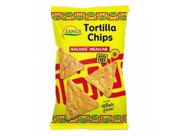 Tortilla čips, 200 g, Nachos' Mexican, Zanuy