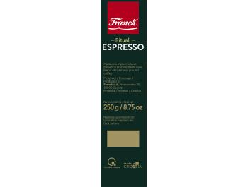 Franck espresso mljevena kava vakumirana 250 g