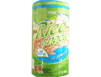 Naturel snack riža i proso 100 g