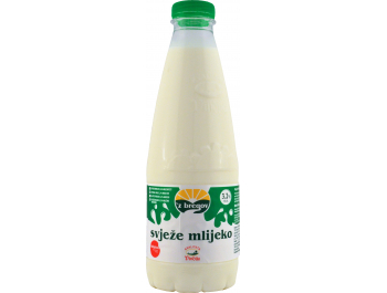 Vindija 'z bregov svježe mlijeko 3,2% m.m. 1 L