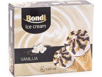 Bondi Sladoled kornet vanilija  6x120 ml