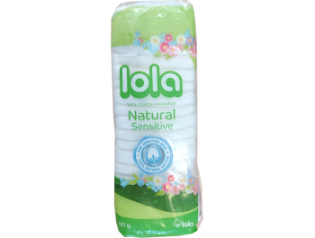 Lola higijenska vata Sensitive 50 g
