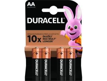Duracell baterije alkalne AA 1 pak 4 kom